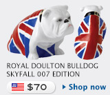 Royal Doulton Bulldog USA