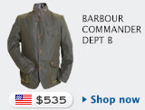 Barbour USA
