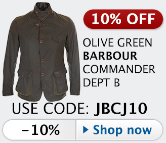 Barbour discount