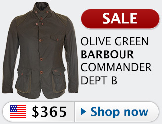 Barbour discount end