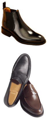 Chelsea Boot and a Church s Bristol Loafer