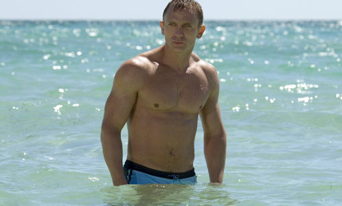 daniel craig workout muscles