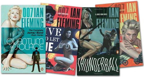 ian fleming novels