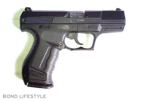 walther p99 casino royale