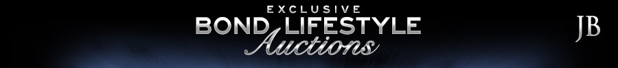 Bond Lifestyle Exclusive Auctions