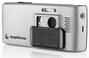 Sony Ericsson k800 phone