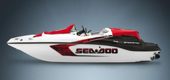 james bond speedboat