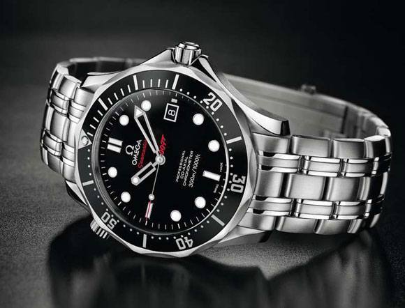 james bond limited edition omega seamaster