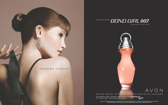 bond girl fragrance