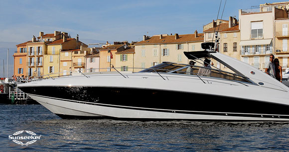 sunseeker james bond