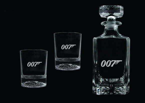 007 licensing glasses