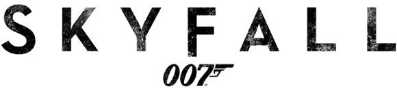 james bond 23 skyfall logo