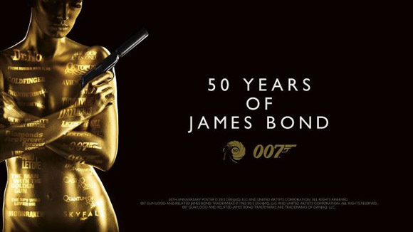 bond 50 on blu ray