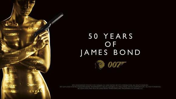 bond 50 on blu ray