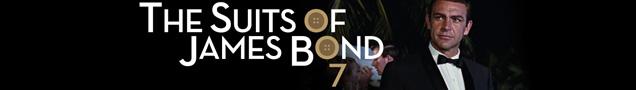 suits of james bond