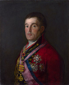 Duke of Wellington in Dr No James Bond