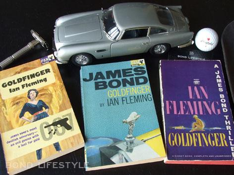 Bond Brain Goldfinger