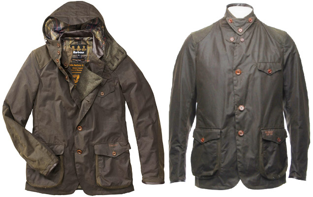 9723164275249 Comparing the Barbour Beacon Heritage X To Ki To Sports Jacket and ...
