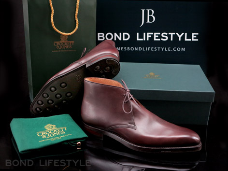 Crockett & Jones Tetbury Bond Lifestyle