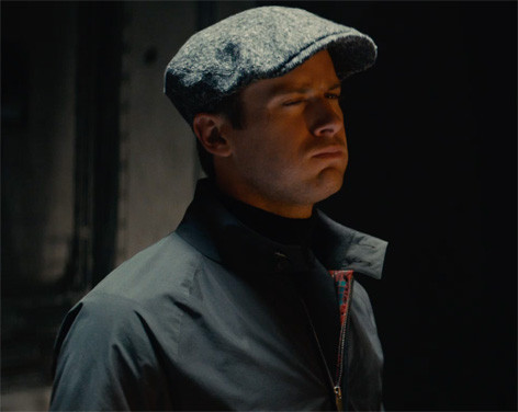 armie hammer the man from uncle baracuta jacket 2