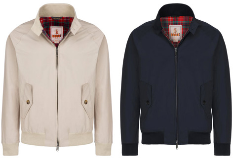Baracuta Harrington G9 jacket