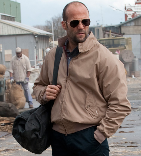 Jason Statham Baracuta Killer Elite