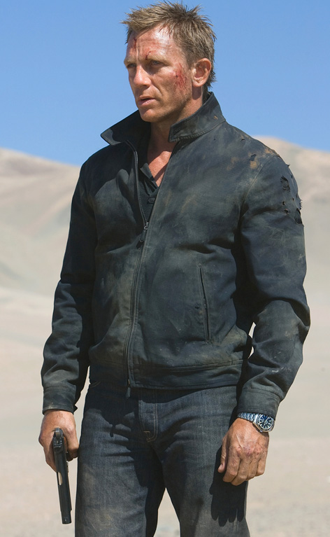 harrington jacket by tom ford quantum of solace daniel craig