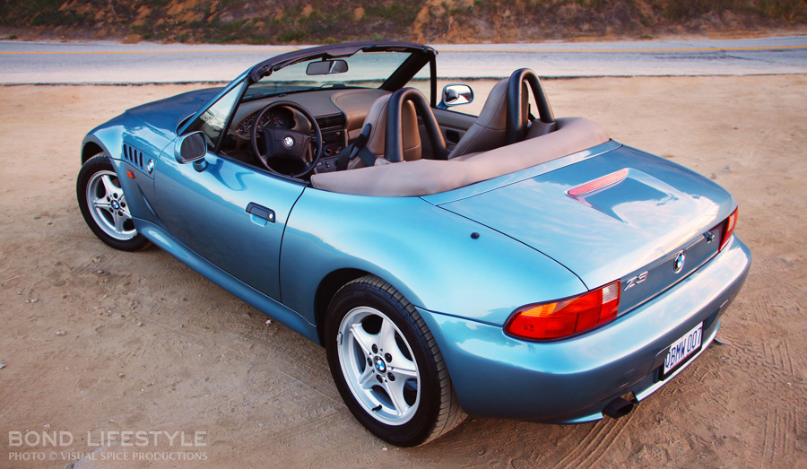 Bmw Z3 Bond James Bond 09 Bmw Z3 Roadster Goldeneye