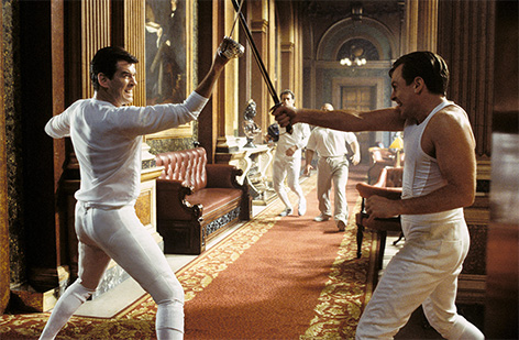 Leon Paul fencing equipment in Die Another Day | Bond Lifestyle