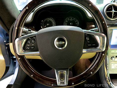 david brown speedback steering wheel