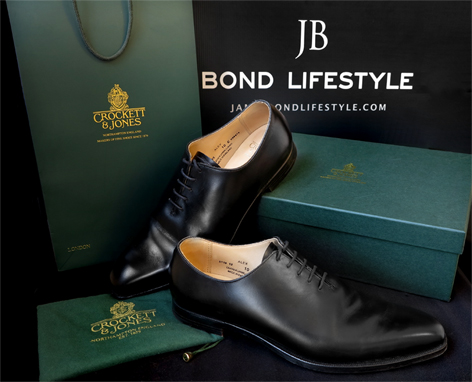 Crockett & Jones Alex by Bond Lifestyle