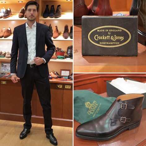 Crockett & Jones Camberley Bond Lifestyle