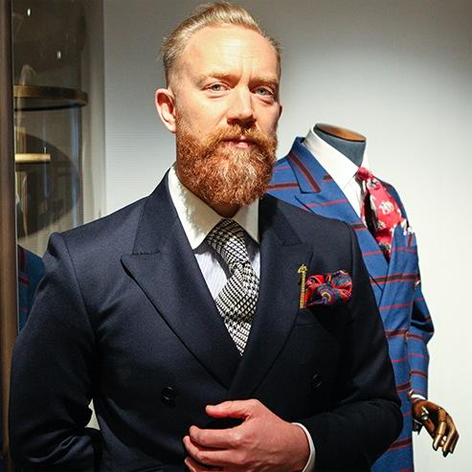 Dean Gomilsek-Cole head of design Turnbull Asser