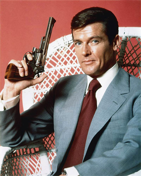 Roger Moore LALD