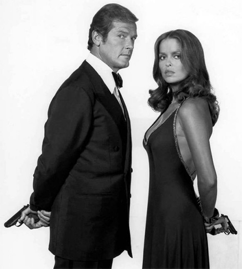 roger moore barbara bach the spy who loved me