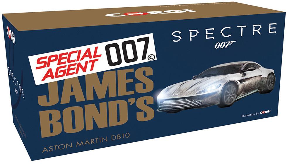 Aston Martin Db10 Die Cast Model Cars Bond Lifestyle