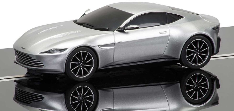 Great Aston Martin DB10 Scalextric