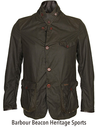 Where to Buy Barbour Beacon Heritage Sports Jacket discount coupon