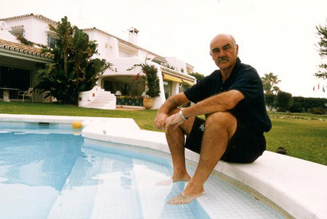 sean connery spain marbella villa