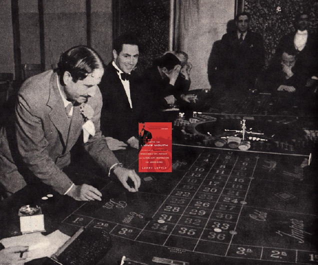Dusko Popv Casino Estoril Ian Fleming James Bond Larry Loftis