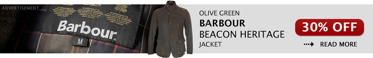 Barbour 30% OFF