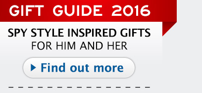 James Bond Gift Guide 2016
