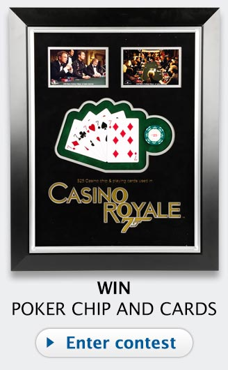 Casin Royale Chip Poker Cards Contest