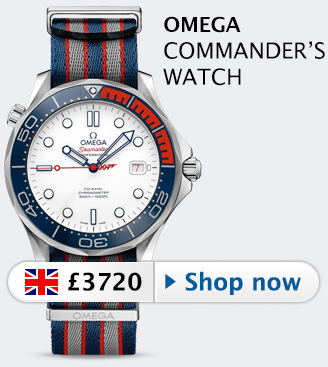 Omega Commander's Watch