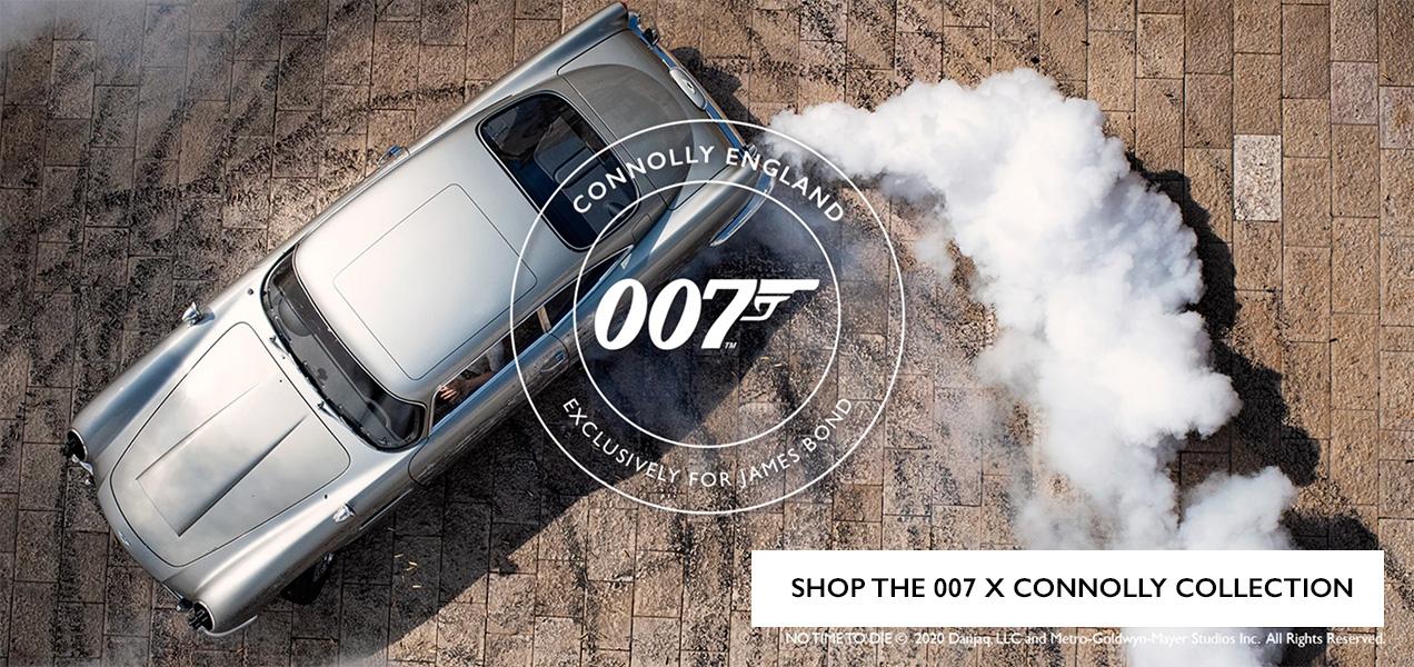 Connolly x 007