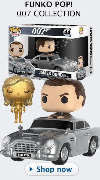 Funko Pop 007 James Bond