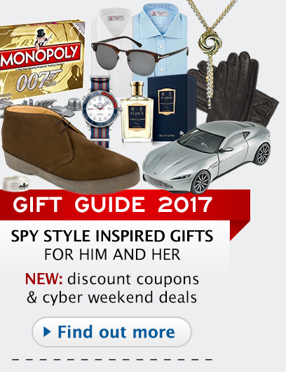 Bond Lifestyle Gift Guide 2017