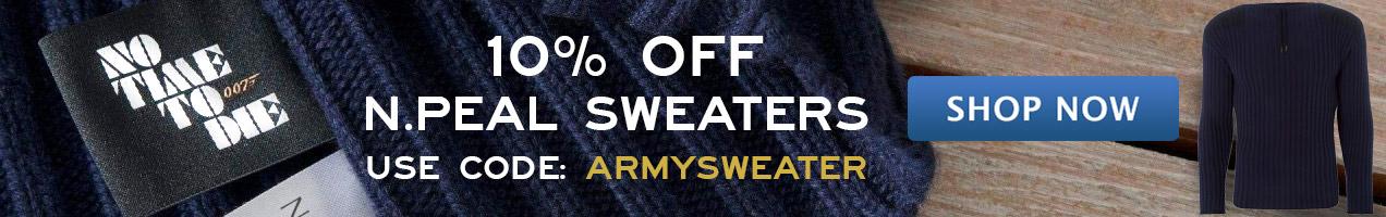 NPeal sweater