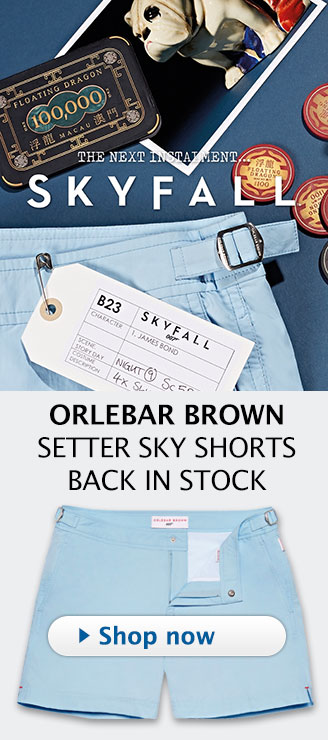Setter Sky shorts are back