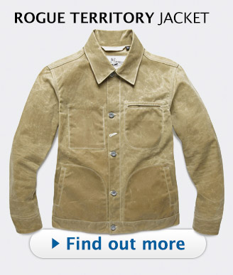 Rogue Territory jacket no time to die